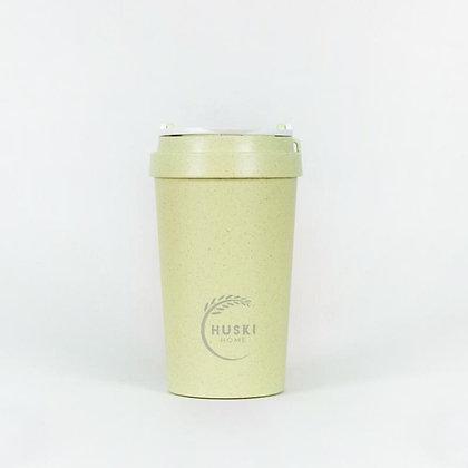 Huski Home 400ml Travel Cup - Pistachio