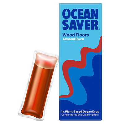 Ocean Saver - Wood Floor Cleaner Eco Drop - Almond Swell