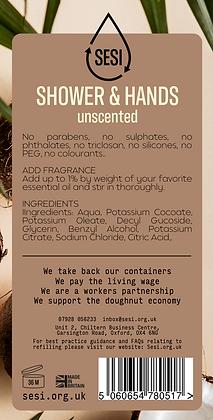 Organic Shower & Hands - SESI