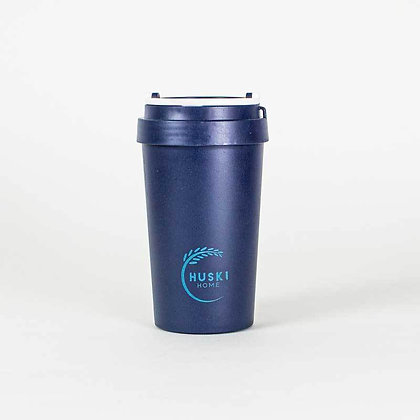 Huski Home 400ml Travel Cup - Midnight