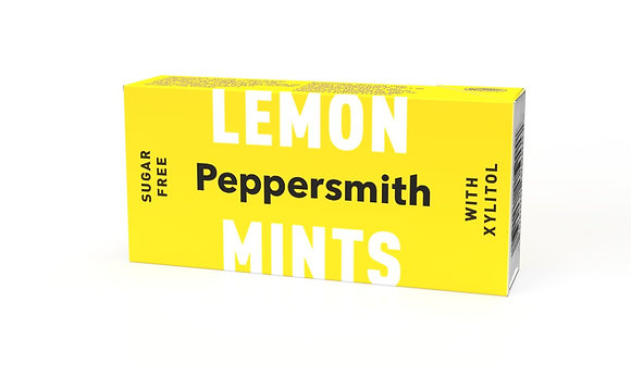 Peppersmith Lemon Mints