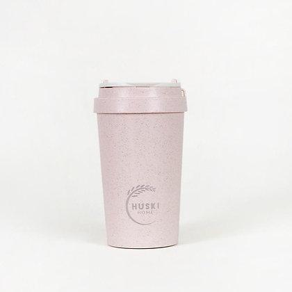 Huski Home 400ml Travel Cup - Rose
