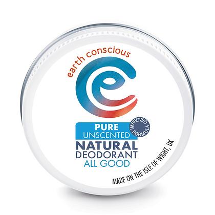 Earth Conscious Pure Deodorant Balm