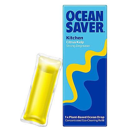 Ocean Saver - Kitchen Degreaser Eco Drop - Citrus Kelp