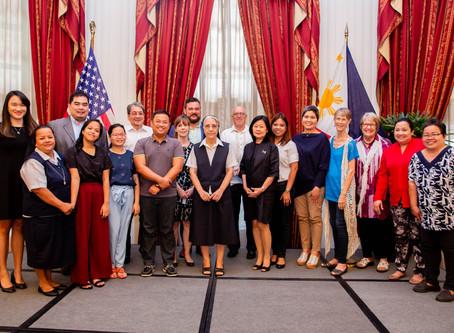 2018 USEC Grant Recipients Ceremony