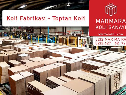 İstanbul Koli Fabrikaları