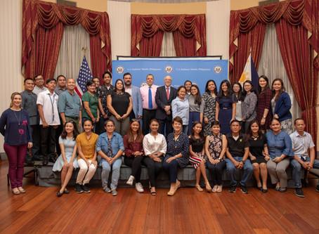 2018 USEC Community Service Scholarship Awarding Ceremony