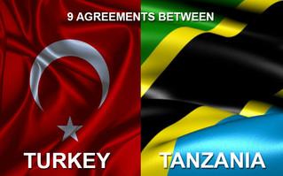 TURKEY-TANZANIA Agreements