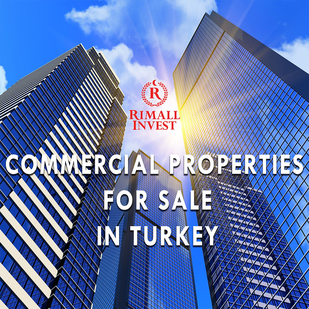Commercial Properties For Sale in Turkey