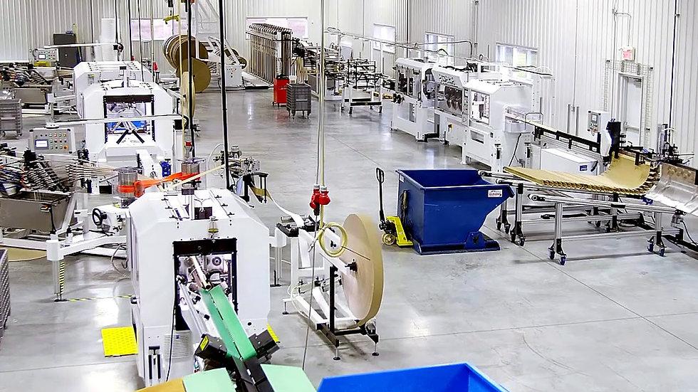 karton köşebent fabrikası