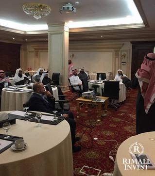 Rimall Invest Suudi Arabistan'da!