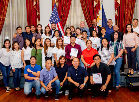 USEC Community Service Scholarship Awards ceremony 2019