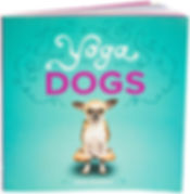 yoga dogs book dan borris