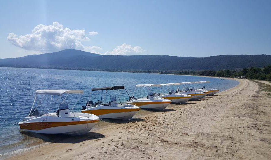 Zodiac power boat hire in ibiza no license the best option for boat excursions in ibiza cheap prices