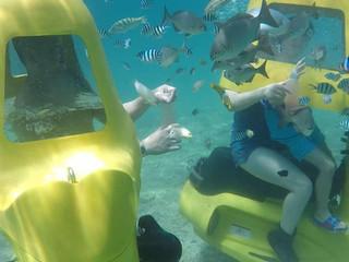 潜水スクーター
