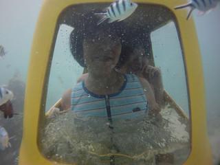 9/25 12:00 潜水スクーター
