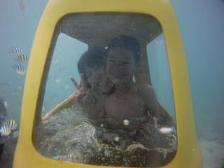 9/25 10:00 潜水スクーター