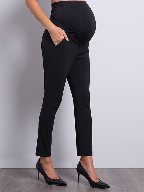 Pantalon Stone Negro bolsillos