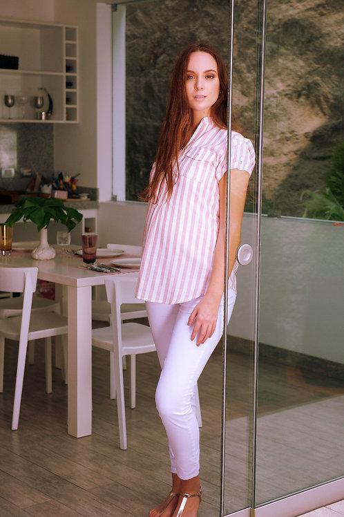 Blusa Barache, rosa