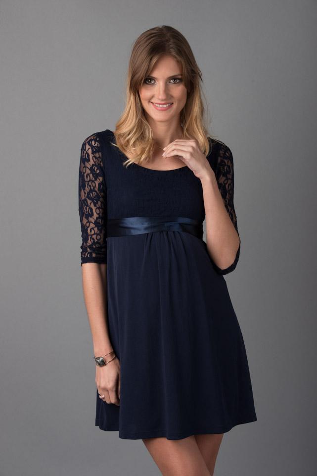 VEV-AE Vestido Encaje Venecia Azul Encaje 245 (2)