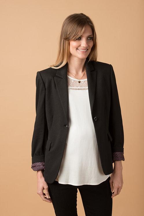 Saco Zara Negro
