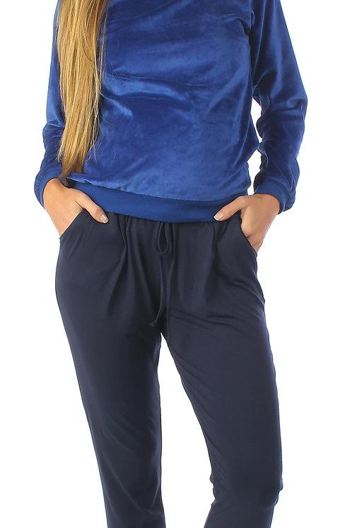 Pantalon Buggy Azul