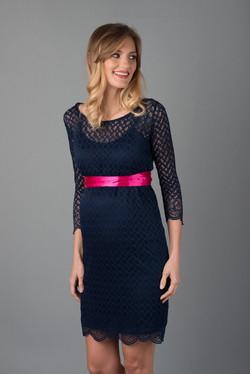 VETM-A Vestido Encaje Tubo Marcy Azul 229 (4)