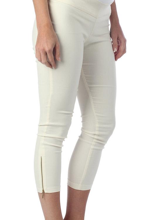 Pantalon 7/8 Cierre Hueso