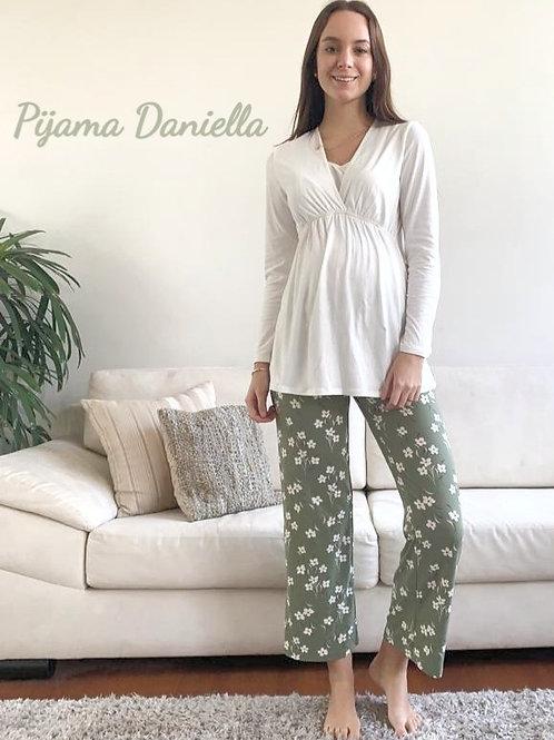 Pijama Daniella -Embarazo y Lactancia
