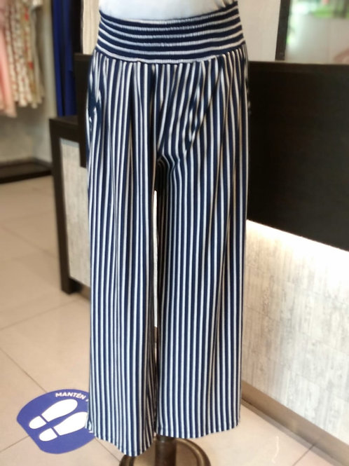 Pantalon Palazo Algodón