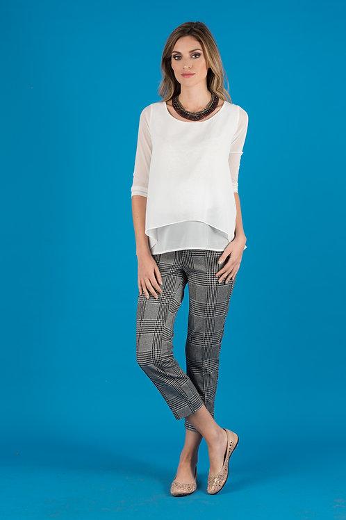 Pantalón Diseño - Cuadros