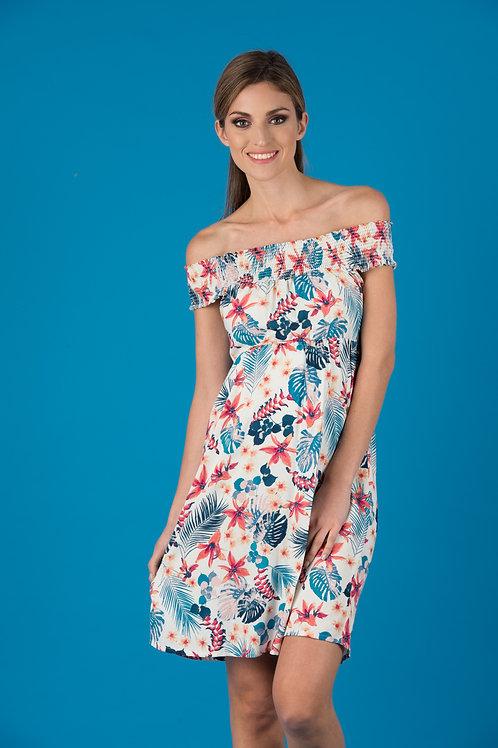 Vestido Micaela - Beach