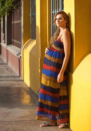 Ropa de maternidad de verano