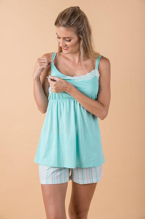 Pijama 2 Piezas Short