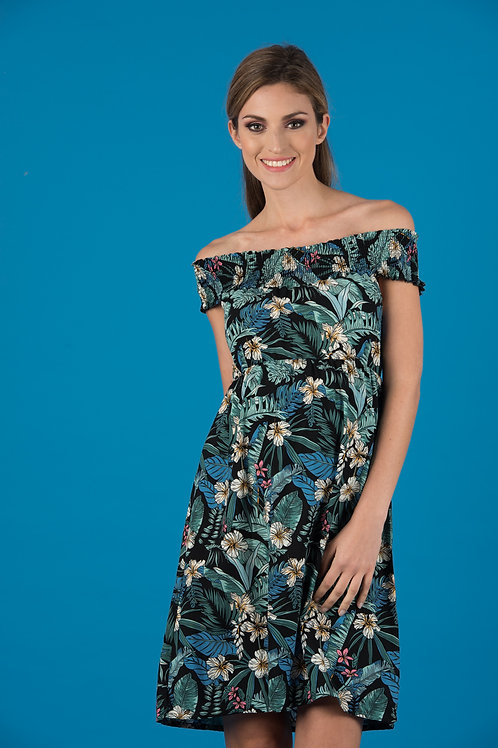 Vestido Micaela - Negro