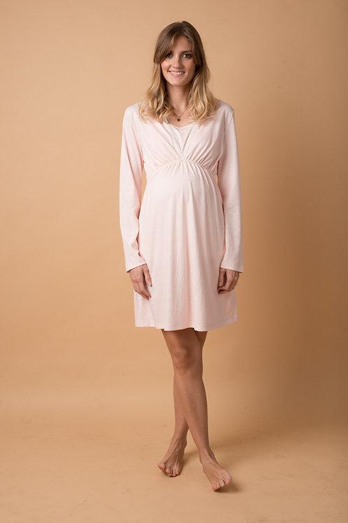 Pijama Camisón Rosa