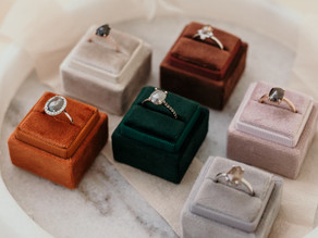 Salt and Pepper Diamonds: What They Are & Why You Want One