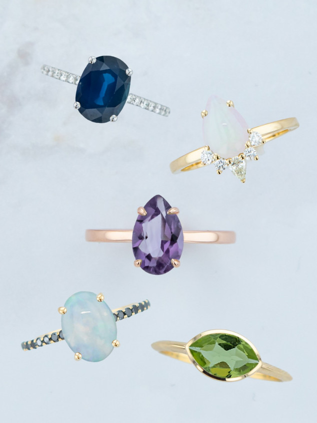 Design Your Gemstone Ring