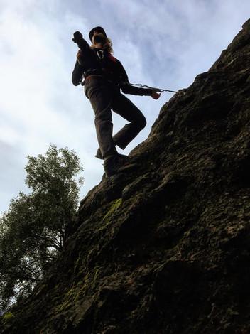 Climbing Shots