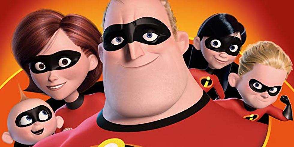 The Incredibles - 17:30 (U)