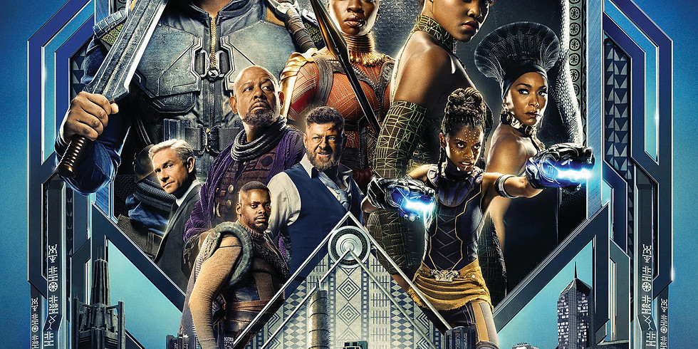 Black Panther - 20:30 (12A)