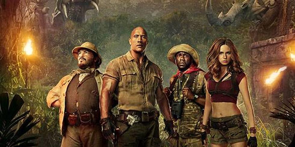 Jumanji: Welcome to the Jungle - 20:00 (12A)