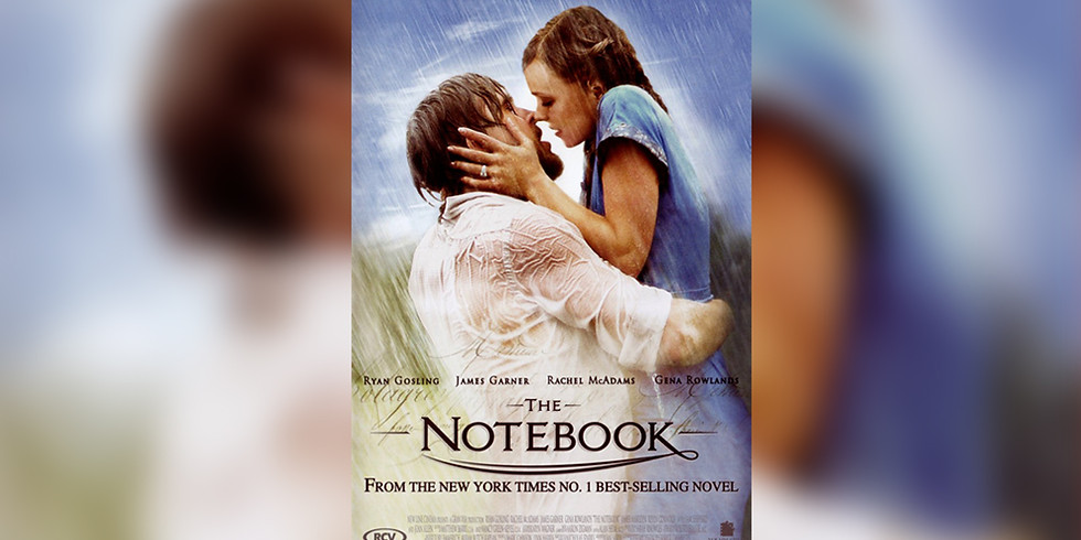 The Notebook (12A)