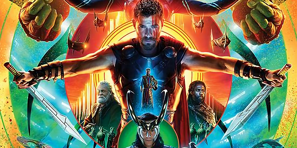 Thor Ragnarok - 20:00 (12a)