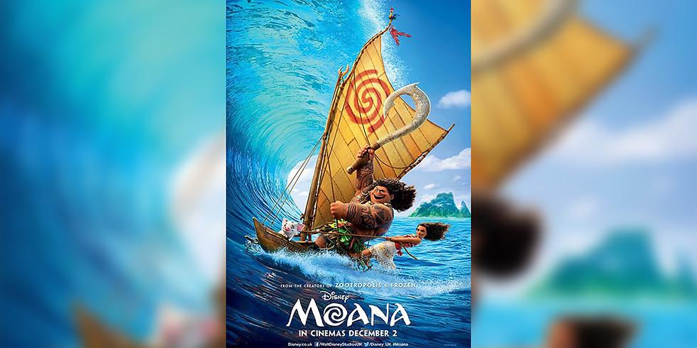Moana (PG)