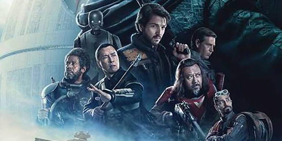 Rogue One: A Star Wars Story - 20:00 (12a)