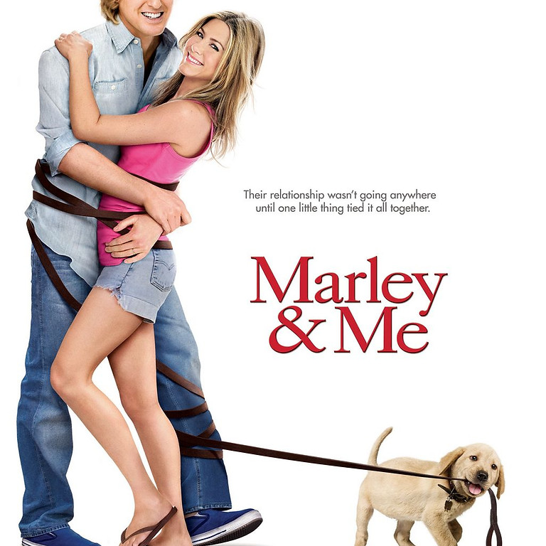 CANCELLED - Marley and Me - 20:00 (PG) RSPCA
