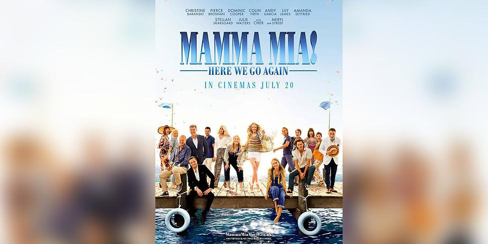 Mamma Mia! Here We Go Again (PG)