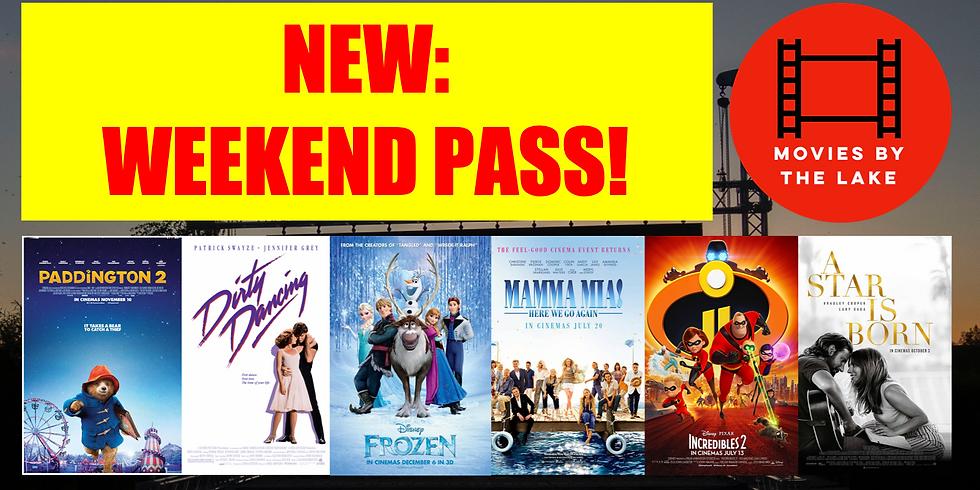 Weekend Movie Pass