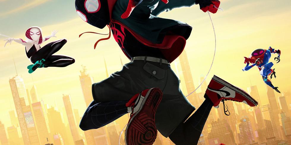 Spider-Man: Into The Spider-Verse- 20:15 (PG)